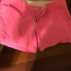 Pink Lilly shorts